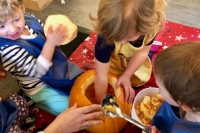 October News From the Toddler Community