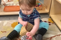 April News from the Toddler Community