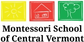 Montessori School of Central Vermont Logo